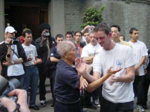 Paul with Ip Chun1