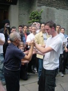 Paul with Ip Chun2